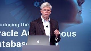 Download Live Demo: Oracle Autonomous Data Warehouse Cloud Video