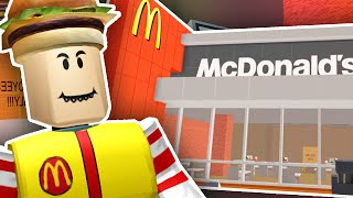 Download BUILDING MY OWN MCDONALDS!! | Roblox Video