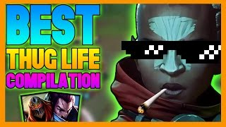 Download Best Thug Life Compilation - League of Legends Video