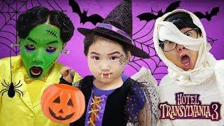 Download Boram Halloween Kids Makeup Video