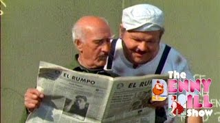Download Benny Hill - Welcome President Fartas! w/Closing Chase (1988) Video