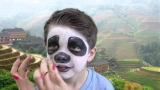 Download KUNG FU PANDA Makeup Tutorial Video