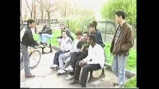 Download NTM sur leur banc à ST Denis ( Très RARE ) Video