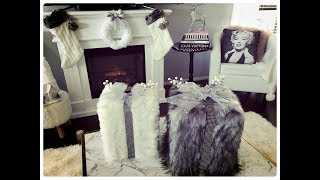 Download GLAM CHRISTMAS HOME DECOR DIY CHRISTMAS FUR BOXES Video