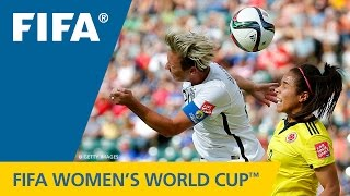 Download HIGHLIGHTS: USA v. Colombia - FIFA Women's World Cup 2015 Video