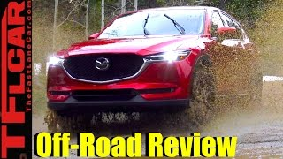 Download 2017 Mazda CX-5 takes on the Gold Mine Hill Off-Road Review Video