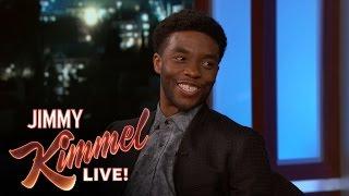 Download Chadwick Boseman on Playing Black Panther Video