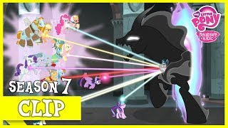 Download The Pillars And The Mane 6 Free Stygian From The Darkness (Shadow Play) | MLP: FiM [HD] Video