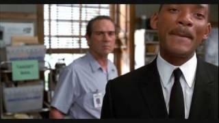 Download Men In Black (MIB) Aliens work in the PostOffice Video