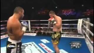Download Rustemi Kreshnik vs Moises Baute - It's Showtime 2011 Fast and Furious 70kg Max Tournament Video