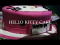 Download Cara Menghias Kue Hello Kitty (fondant) | How To Make Hello Kitty Cake With Fondant Video