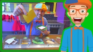 Download Blippi Learns at the Children's Museum | Videos for Toddlers Video