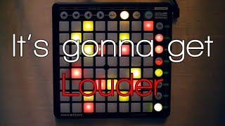 Download Nev Plays: Louder (Doctor P & Flux Pavilion Remix) Launchpad Cover Video