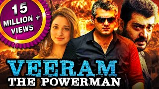 Download Veeram The Powerman (Veeram) Hindi Dubbed Full Movie | Ajith Kumar, Tamannaah Video