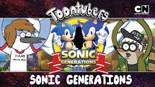 Download Sonic Fitness, CHORA PUGLI!!!   Toontubers   Cartoon Network Video