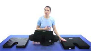 Download Ergo21 Coccyx Seat Cushion Review - Ask Doctor Jo Video