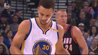 Download NBA Games of the Year - Portland Trailblazers at Golden State Warriors from 01/04/2017 Video