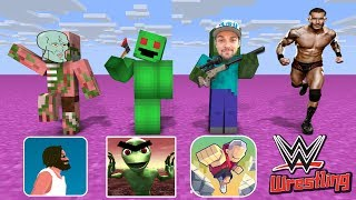 Download Monster School : SEASON 2 ALL EPISODE - Minecraft Animation Video