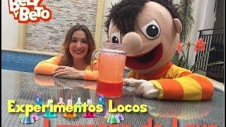 Download #BelyyBeto #Kids DIY, Lampara de Lava, Experimentos Locos, El Show de Bely y Beto Video