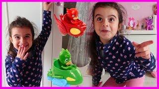 Download Pijamaskelileri Oyuncaklarımızı Kaybettik, Kendi Evimizde Rüya'nın Odasından Çıktı l Çocuk Videosu Video