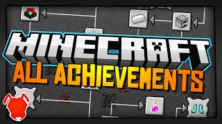 Download ALL MINECRAFT ACHIEVEMENTS in 12 MINUTES! Video