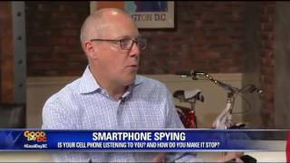 Download Is your cell phone listening to your private conversations ? How you can make it stop it. Video