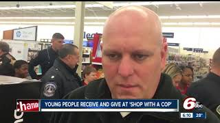 Download Dozens of local kids 'Shop with a Cop' in Marion County Video