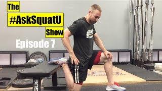 Download How to Fix Knees That Crack & Pop When Squatting |#AskSquatU Show Ep. 7| Video