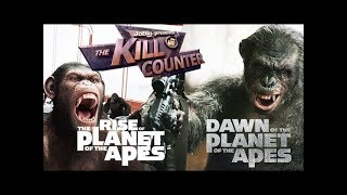 Download Rise and Dawn of the Planet of the Apes - The Kill Counter Video
