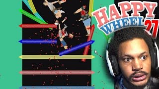 Download CREATIVE [RAGE] LEVELS FOR DAYS | Happy Wheels #27 Video