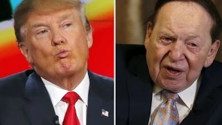 Download Sheldon Adelson To Give Trump $100 Million For General Election Video