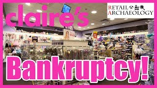Download Claire's: BANKRUPTCY! | Dead Mall & Retail Documentary | Retail Archaeology Video