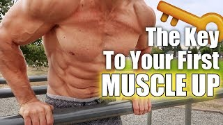 Download THE #1 MUSCLE UP TIP THAT NOBODY TALKS ABOUT Video