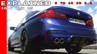 Download New 2018 BMW M5 Explained Video