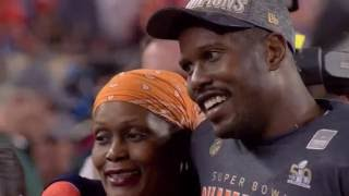 Download Von Miller and Mom: Through Thick and Thin | NFL Films Presents Video