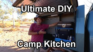 Download Ultimate DIY Canopy Camp Kitchen - Project Cyan Video