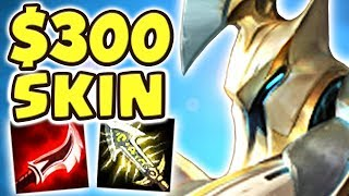 Download $300 SKIN !! NEW LANCER ZERO HECARIM JUNGLE SPOTLIGHT | WHAT IS WRONG WITH HIS BRAIN?! - Nightblue3 Video