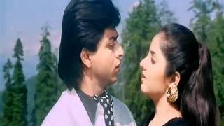 Download ShahRukh Khan & Divya Bharti - Aisi Deewangi (HD 720p) - Deewana (1992) Video
