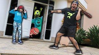 Download ENTRAMOS NA CASA MISTERIOSA !!! (FOMOS TROSLADOS?) Video