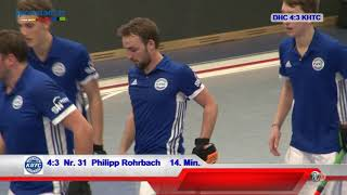 Download 1. Hallenhockey-Bundesliga Herren DHC vs. KHTC 13.01.2018 Highlights Video