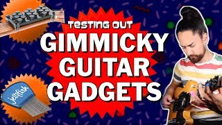 Download Testing Gimmicky Guitar Gadgets Video