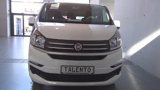 Download Fiat Talento Combi M1 Family 1.6 EcoJet 95 Turbo 1.0t L1H1 (2018) Exterior and Interior Video