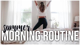 Download HEALTHY SUMMER MORNING ROUTINE FOR SUCCESS | Spirituality, Health, & Vitality | Renee Amberg Video