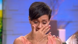 Download '16 and Pregnant' Season 4 Cast Get Emotional on 'GMA,' Say 'It's Not Easy' Video