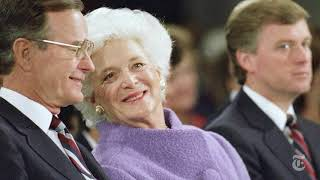 Download Remembering Barbara Bush | NYT News Video