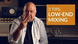 Download 3 Golden Rules for Low End Hip Hop Mixing   Lu Diaz (Jay Z, Beyoncé) Video