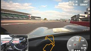 Download My fastest E-Type lap in the Silverstone Guard's Trophy race Video