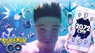 Download MY NEW *BEST* POKEMON EVER!!! - Pokemon Go w/MY DAD!!! THE BEST EPISODE EVER ON HOLIDAY! Video