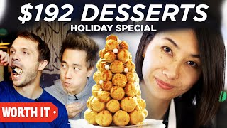 Download $192 Desserts • Holiday Special Part 2 Video