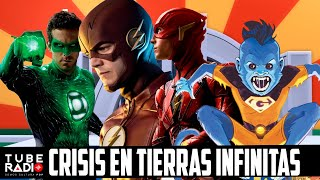 Download Así termina Crisis en Tierras Infinitas Easter eggs, referencias y cameos DCEU | Tube Radio Video